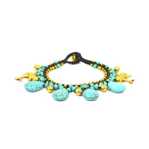 Exotic Bracelet Turquoise