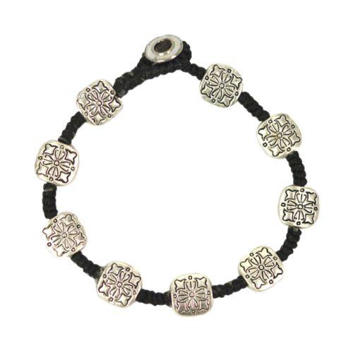 Full Metal Silver Bracelet