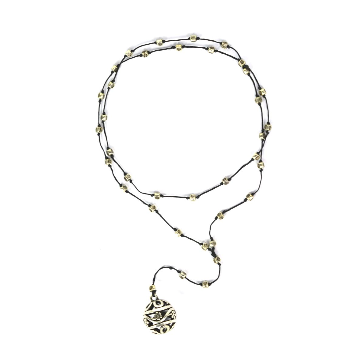 rosary necklace ball