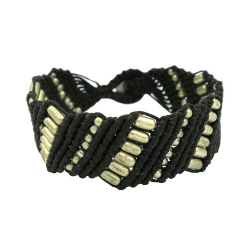 bracelet with tube and balls 04822385