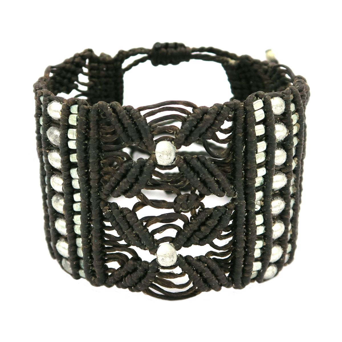 wide bracelet double center balls 04822480