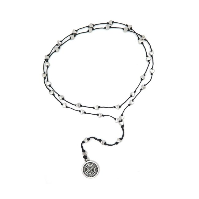 rosary necklace spiral 08821364
