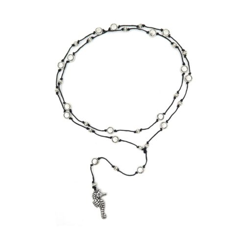 rosary necklace seahorse 08821432