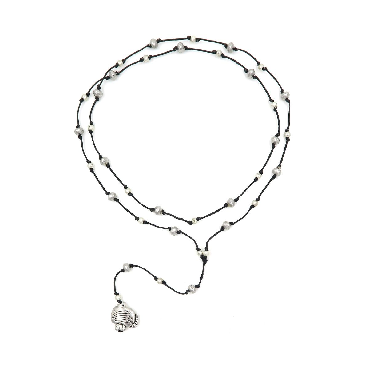 rosary necklace fish 08821434