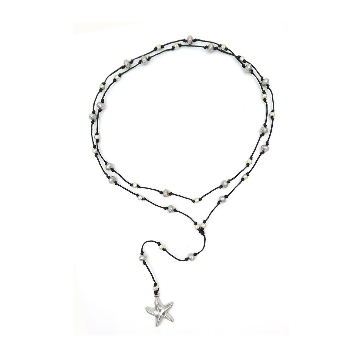 rosary necklace starfish 08821435