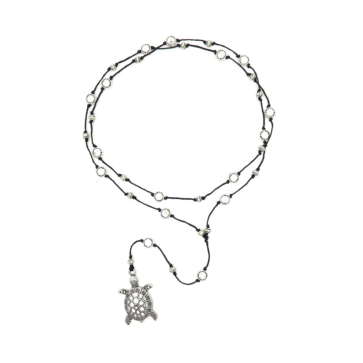 rosary necklace turtle 08821453