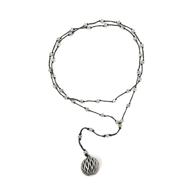 rosary necklace ball 08821456