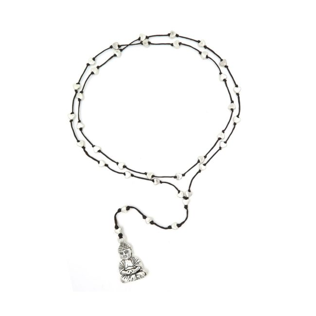rosary necklace Buddha 08821591