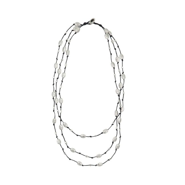 multi string necklace 08821650