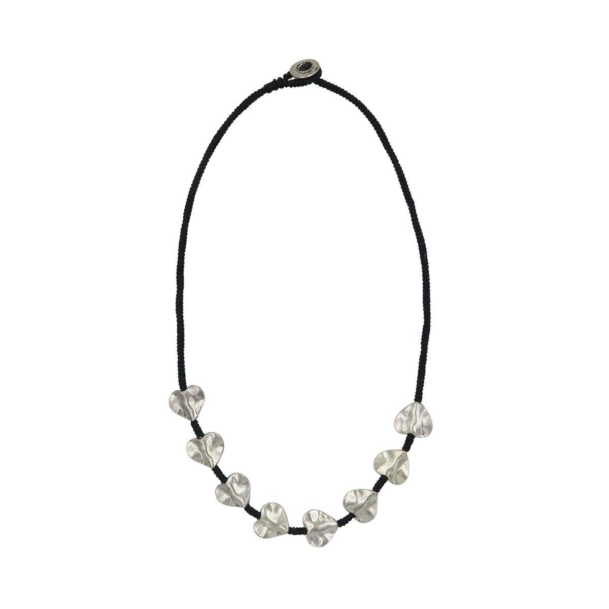 short necklace heart 0882504