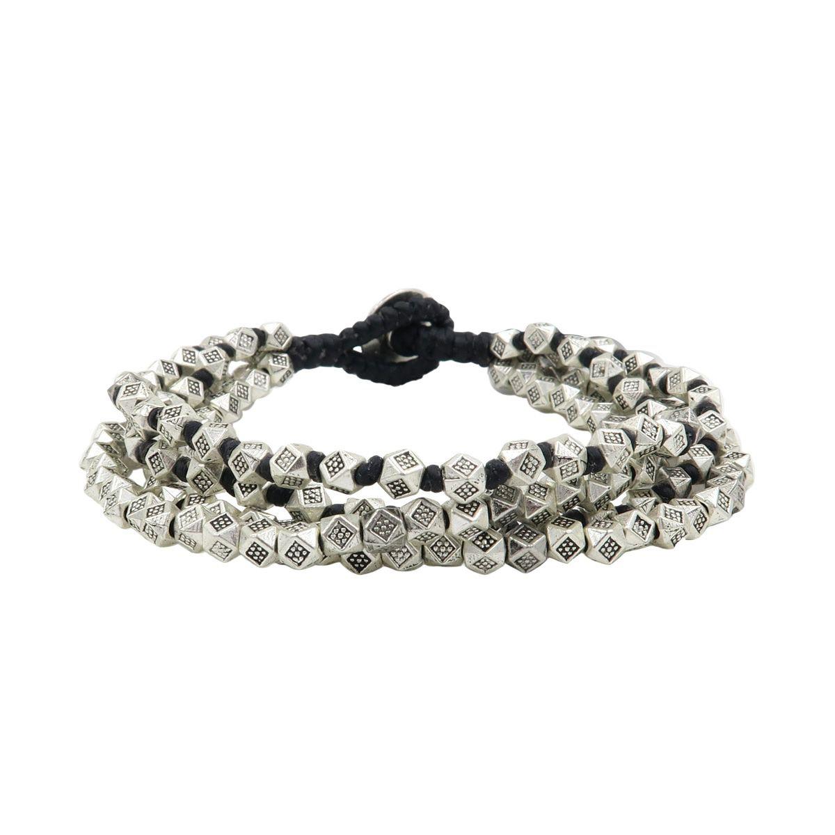 multi string bracelet