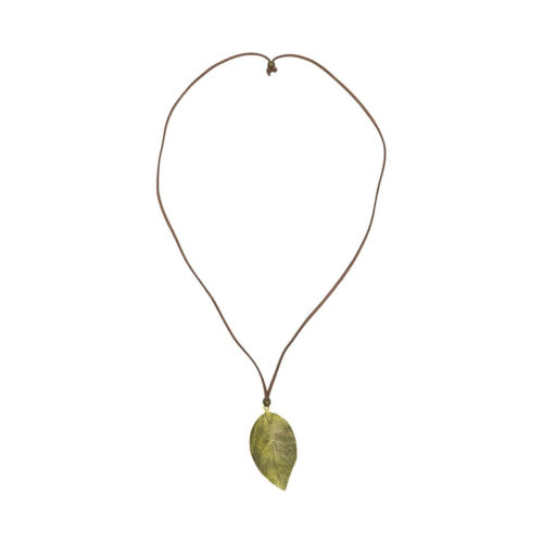 Suede Necklace Made in Bali