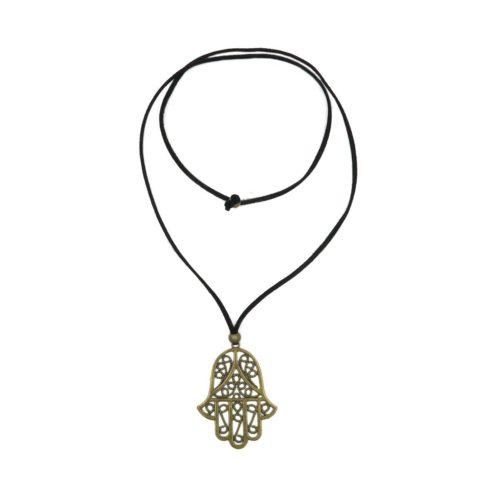 Fatima Hand Necklace Made in Bali