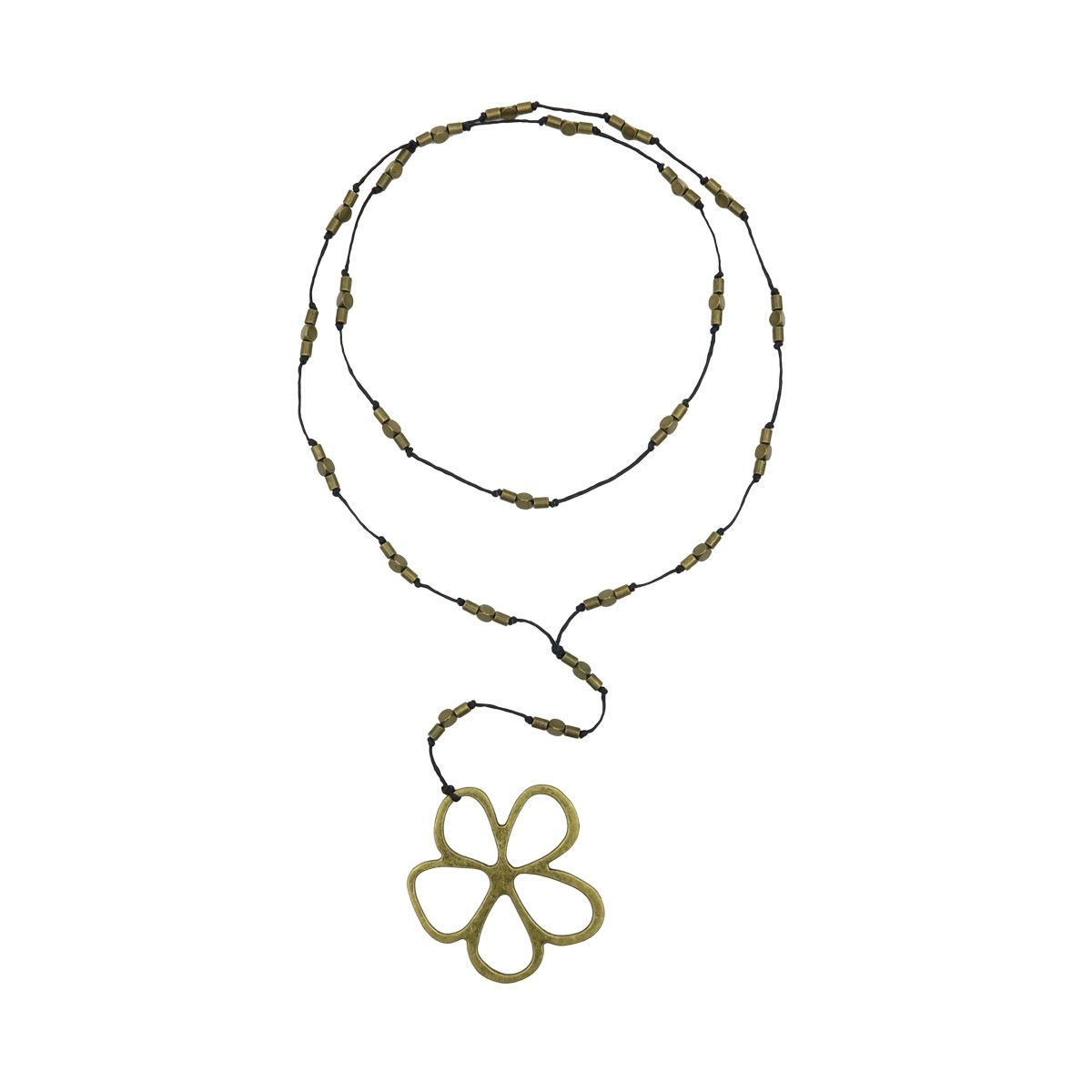 BOHO Rosary Necklace Made in Bali