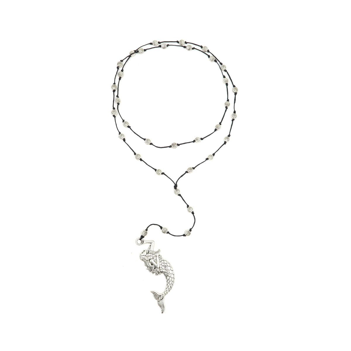 rosary necklace siren