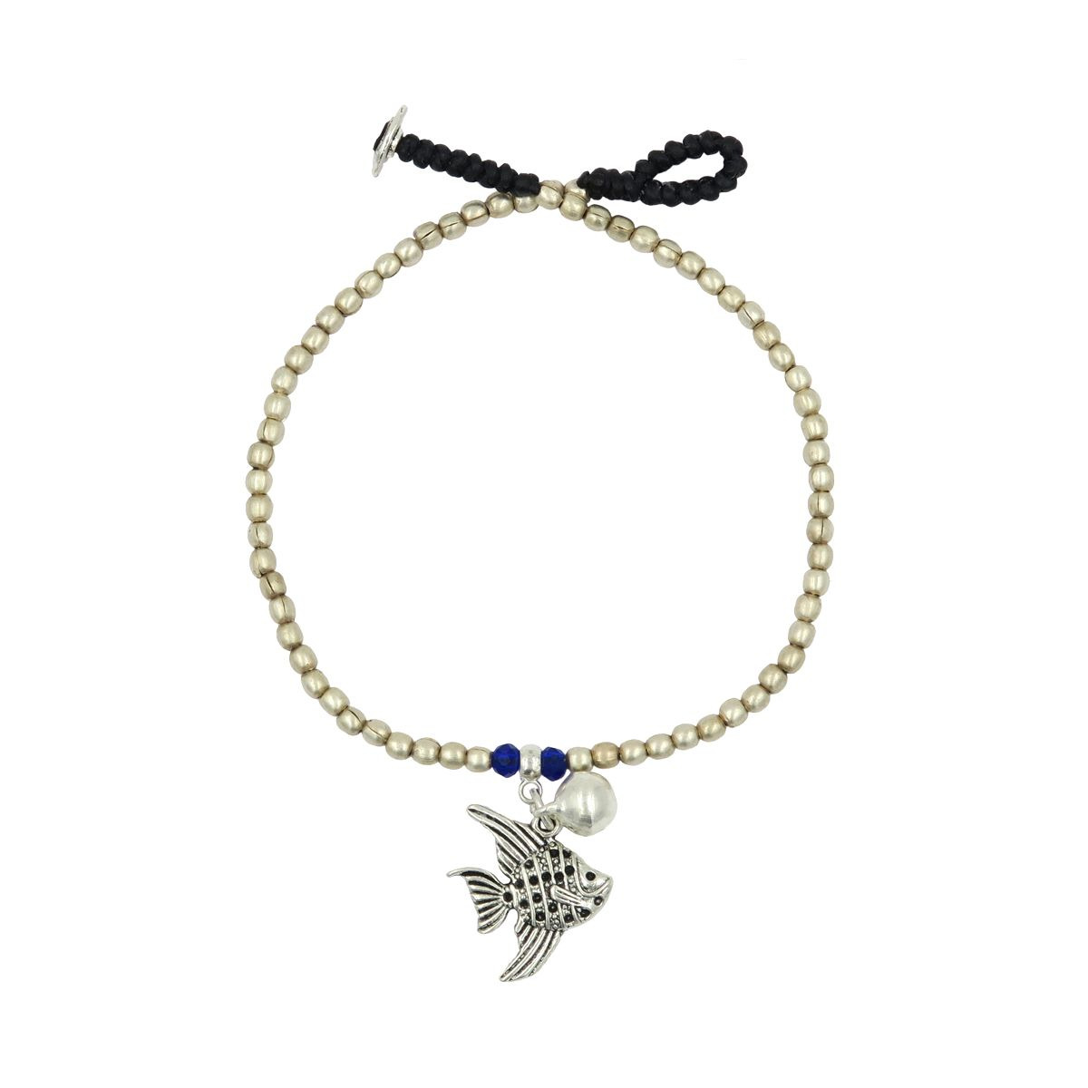 Exclusive Anklet with Fish