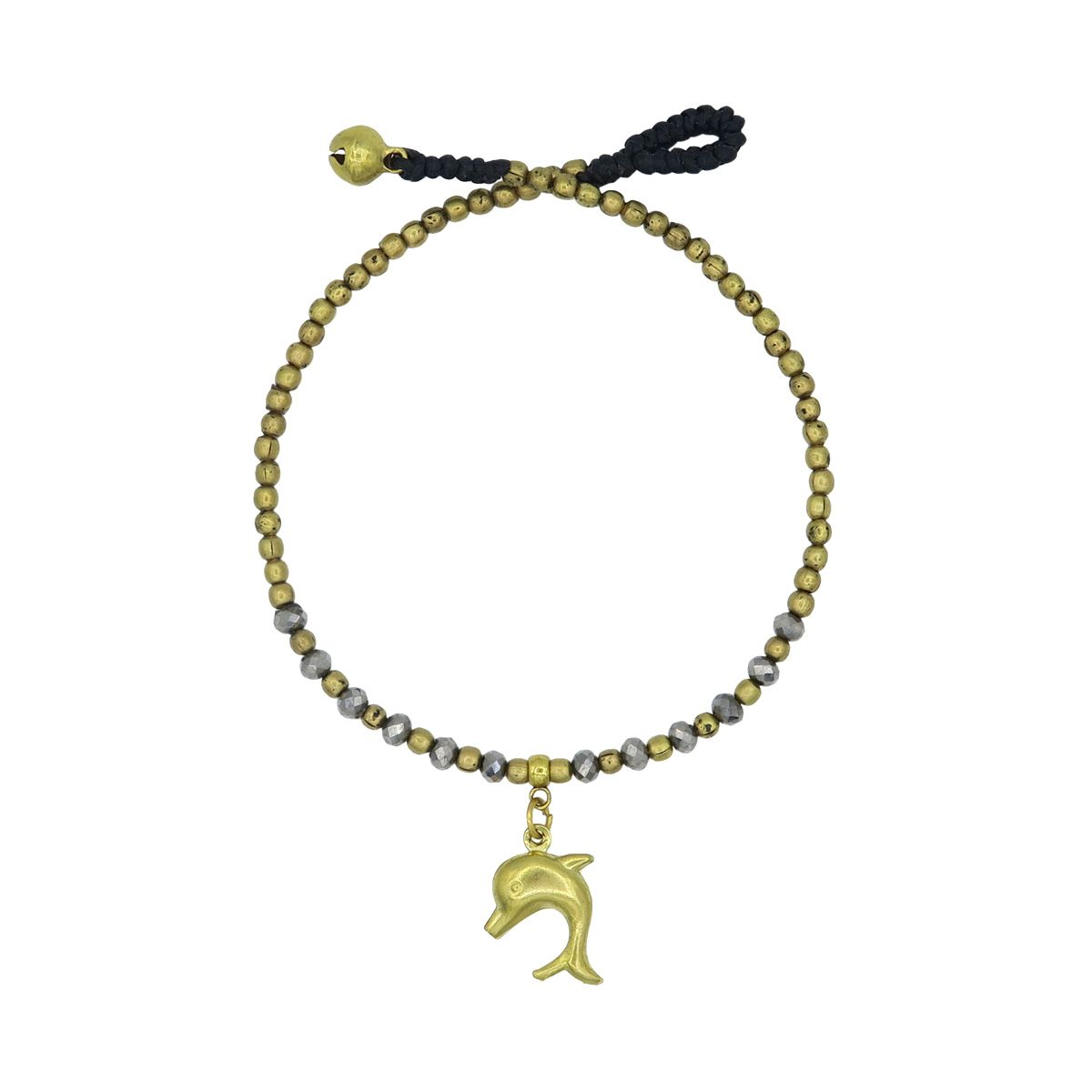 Made in Bali Anklet Fish