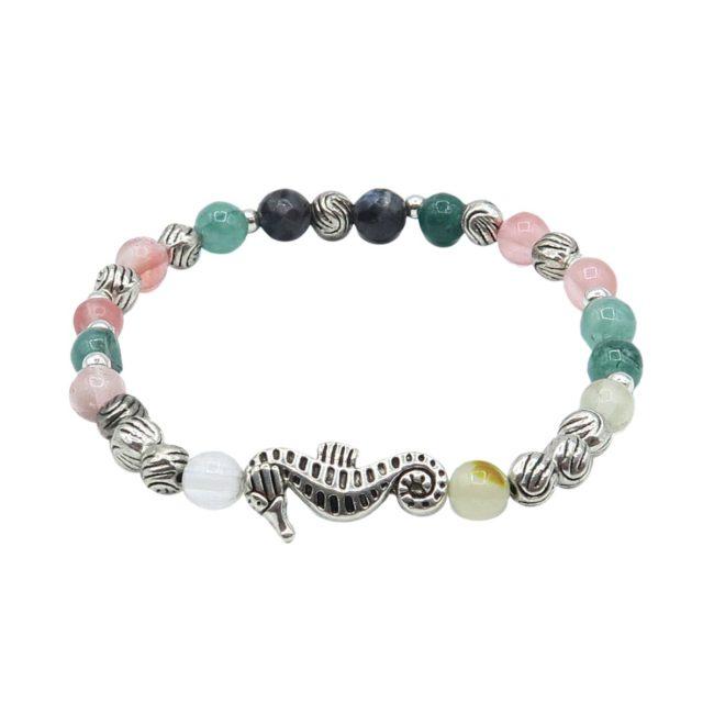 Exotic Agate Bracelet