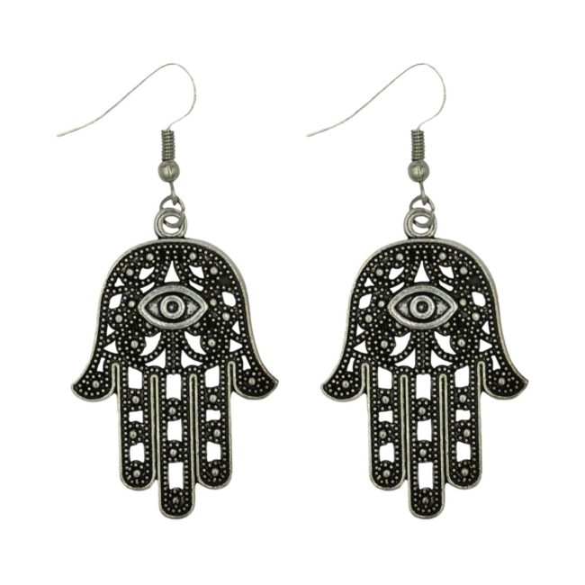 Fatima Hand Earrings