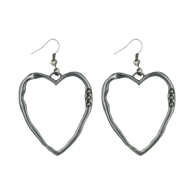 Love Earrings Made in Bali
