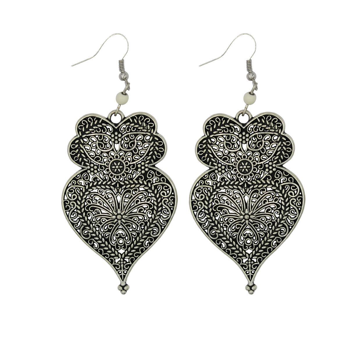 Balinese Love Earrings